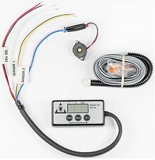 Forklift OVERHEATING ALARM WITH GAUGE. Suit; Crown, Hyster, Toyota, Nissan, etc.