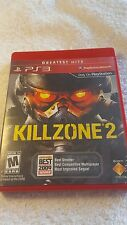 2008 PS3 SONY KILLZONE 2 PRE-OWNED GAME W/BOOKLET