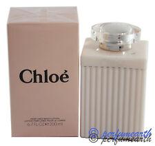 CHLOE PERFUMED BODY LOTION 6.7/6.8 OZ/200 ML FOR WOMEN BY CHLOE NEW IN BOX