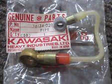 KAWASAKI nos difícil de encontrar petróleo Pipe 16134-020 F11 F11A F11B
