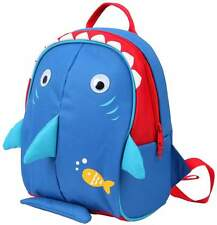 'My Little Lunch' Shark Insulated Lunch Bag/Backpack   Insulated School Bag