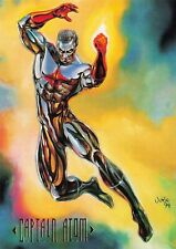 CAPTAIN ATOM / DC Comics Master Series (1994) BASE Trading Card #20