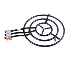 Triple Ring Paella Gas Burner 70cm 700mm- UK Stock - Next Day Free Delivery