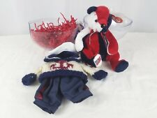 Ty Beanie Baby Original ~ PATRIOT the USA Bears ~ MINT with MINT TAGS ~ RETIRED