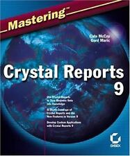 Mastering Crystal Reports 9-ExLibrary