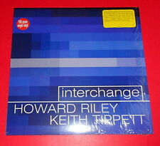 Keith Tippett & Howard Riley - Interchange -- LP / Jazz