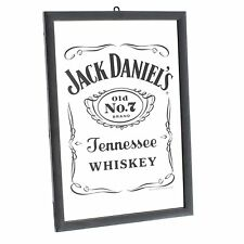 Jack Daniel's Reverse Label Mirror 5154 JD