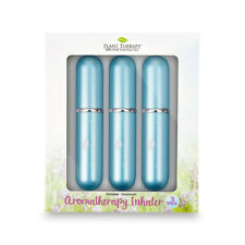 Plant Therapy Aluminum 3 Pack Inhalers