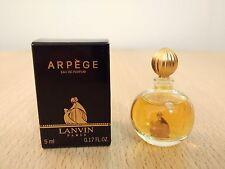 Arpege Lanvin for women 5ml EDP MINI MINIATURE PERFUME FRAGRANCE