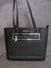 MICHAEL KORS  Frame Out Item Large North South Leather Purse Tote Handbag NWT