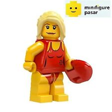 Lego 8684 Collectible Minifigure Series 2: No 8 - Lifeguard - New & SEALED