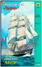 ZVEZDA 9034 - French Frigate ACHERON - Sailing Ship / Scale Model Kit 1/200