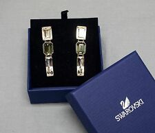 NEW GENUINE SWAROVSKI CRYSTAL Earrings Jewelry NIB New in Gift Box