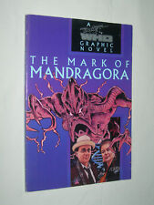 The Mark of Mandragora A Doctor Who Graphic Novel 1st Edition 1993
