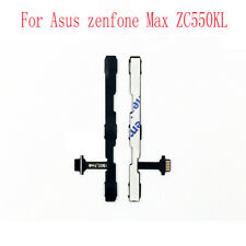 Power On Off Switch Mute Volume Button Flex Cable For Asus Zenfone Max ZC550KL