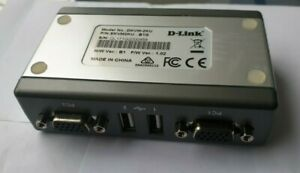 D-LINK DKVM-2KU KVM SWITCH  (r5trolley.5b3)