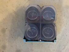 78-87 Pontiac Grand Prix Rally Gauge Cluster Dash Dashboard G Body oil press