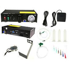 Universal Solder Paste Glue Dropper Liquid Auto Dispenser Controller DS-982A New