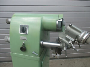 TOP ! DECKEL SOE Stichelschleifmaschine   f. Fräsmaschine Drehmaschine Weiler