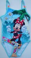 Disney Minnie Mouse Badeanzug Bikini Gr. 98 104 110 116 128 Neu