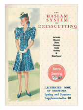 The Haslam System of Dressmaking Spring & Summer Supplement No. 10  -  Copy