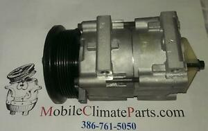 92-02 FORD ESCORT MERCURY TRACER 1.9L 2.0L Reman A/C Compressor