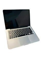 "Apple Macbook Pro 13.3"" Core 2 Duo 2.4ghz 4GB 250GB (MID 2010) UK Layout Grade B"