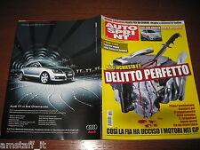 AUTOSPRINT 2008/8=FIAT 500 ABARTH=SKODA SUPER2000=JARI MATTI LATVALA=CORVETTE C6
