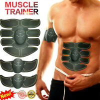 2019 EMS Remote Control Abdominal Muscle Trainer Smart Body Building Fitness Abs