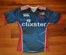 Malaysia Sevens 2015 player issue rugby jersey shirt maillot