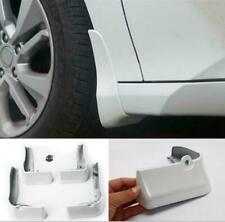 white For HONDA ACCORD 2018 -2020 Mud Flap Flaps Splash Guards Mudguards 4pcs