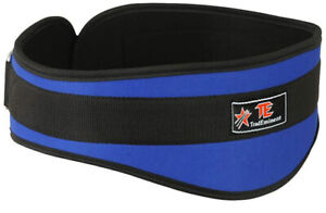Weight Lifting Dip Belt Bodybuilding Back Support Gym Training Workout Exercise