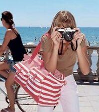 Kipling Chronos Love Boat Travel Tote Weekend Bag - Rosehip