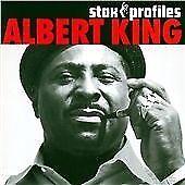 ALBERT KING - ALBERT KING-STAX PROFILES  CD  11 TRACKS POP/SOUL BEST OF NEW