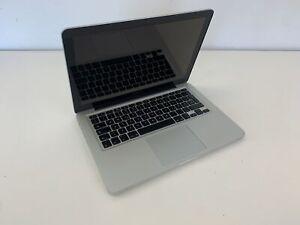 "Apple Macbook Pro 13,3"" 2010 MC374D/A 2,4 Ghz 4 GB RAM 250 GB HDD ohne Akku#2851"