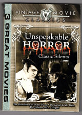 Unspeakable Horror (DVD, 2004)