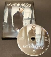 Pay The Ghost Nicolas Cage DVD