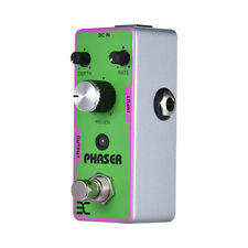 Professional Eno Dc 9V Electric Guitar Phase Effect Pedal Shifter Phaser C7E5