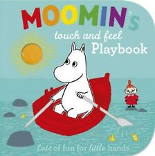 Moomin's Touch and Feel Playbook by Jansson, Tove, NEW Book, FREE & FAST Deliver