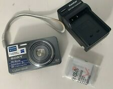 Sony Cyber-shot DSC-W570 16 MP Digital Camera - w/ Battery and Charger