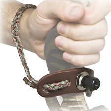Mossy Oak Bow Sling - Braided Camo - Easy Install - Increase Accuracy Wrist