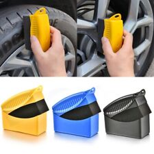Useful Car Wax Polishing Sponge Dust Wash Brush Auto Detailing Tire Waxing Care