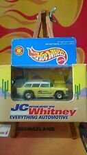 hot wheels 1990 Edition Spécial JC Whitney 1955 Chevrolet Nomad (9001)