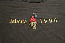 Vintage 90s Atlanta 1996 Olympics T-Shirt Champion XL Green