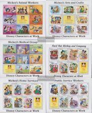 Guyana 5725-5769 Kleinbögen (kompl.Ausg.) postfrisch 1996 Walt-Disney-Figuren: B