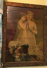 Old Old Picture Out Of Texas Farm House Reprint No History