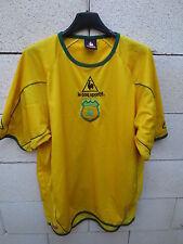 VINTAGE Maillot NANTES LE COQ SPORTIF sans sponsor football supporter shirt L