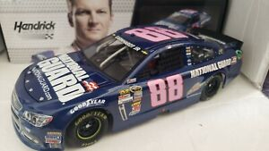 2013 DALE EARNHARDT JR  #88 NATIONAL GUARD PINK 1/24TH NASCAR DIECAST
