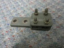 Burndy NAR40-2N Wire to Buss Stub Connector 500 MCM 800
