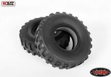"2 DUKW 1.9"" Military Style Offroad Tires RC4WD X3 Compund Open BAR tread for mud"